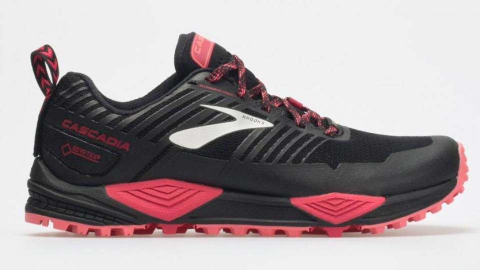 7d0d25788aa Most trail-running shoes have lightweight designs that shed water quickly  rather than a waterproof upper