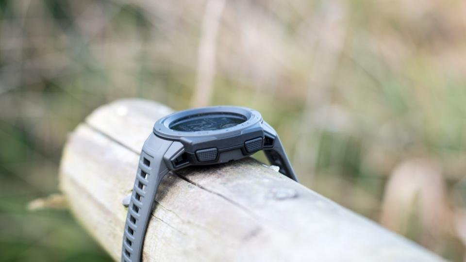 Garmin Instinct review: A smartwatch built for the great