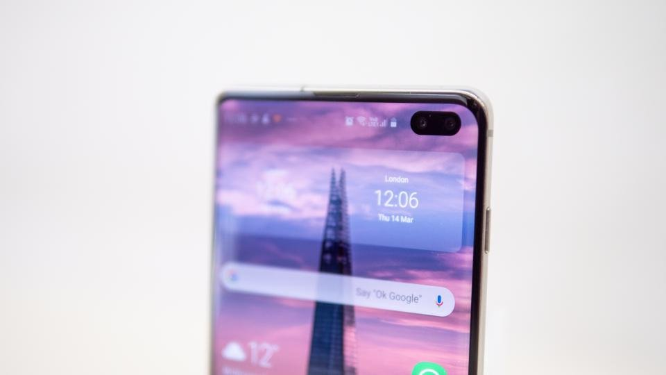 Samsung Galaxy S10 Plus review: A phone of rare distinction