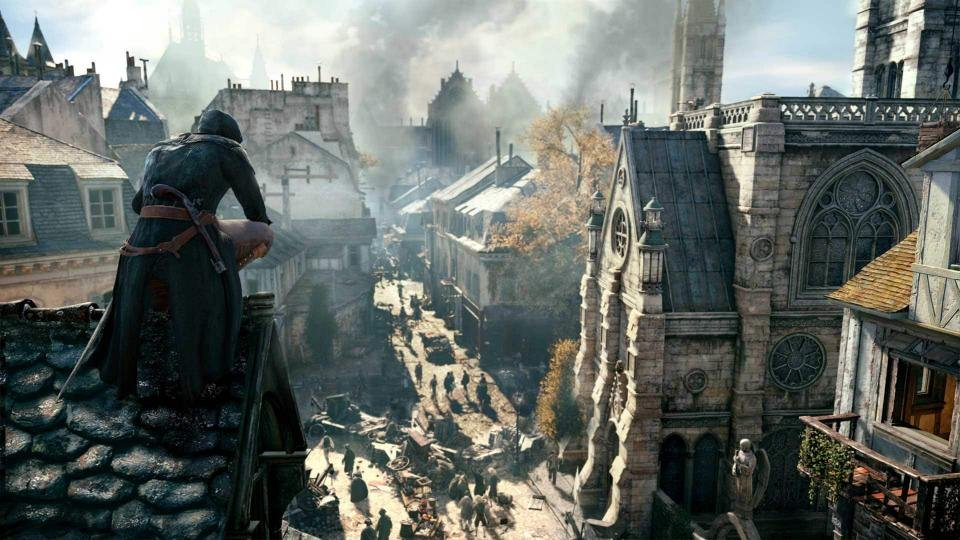 Ubisoft offers Assassin's Creed Unity for free, pledges €500K to rebuild Notre Dame