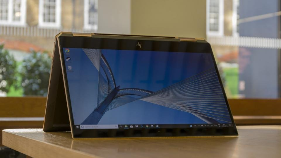 HP Spectre x360 13 (2019) review: The cutting edge of 2-in-1 laptops