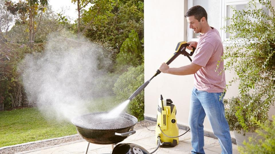 car pressure washers