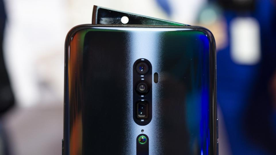 Oppo Reno first look: The 5G model doesn't come cheap | Expert Reviews
