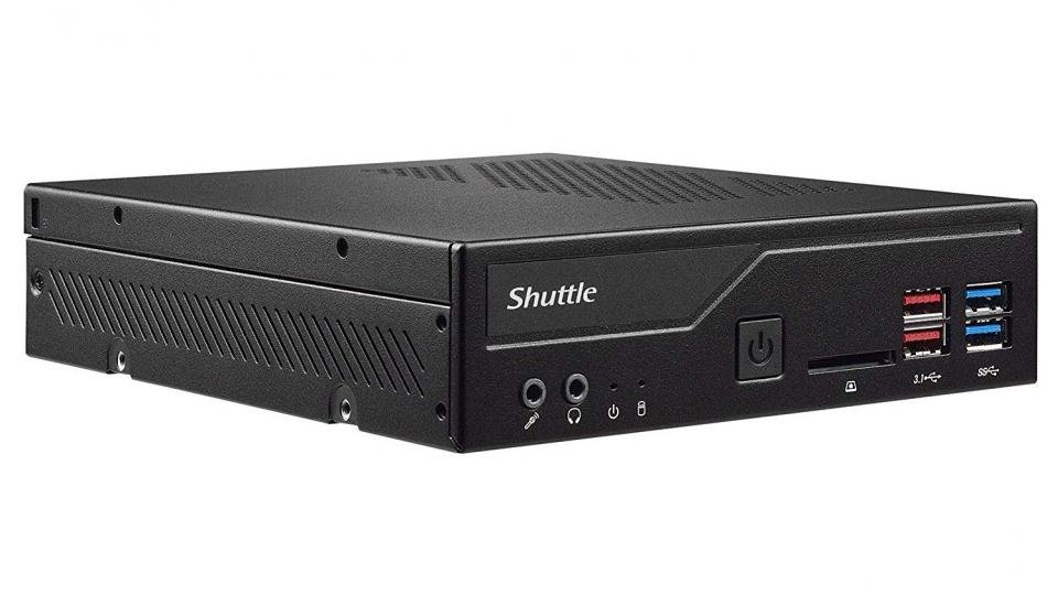 Shuttle DH370 review: A small and useful barebones system