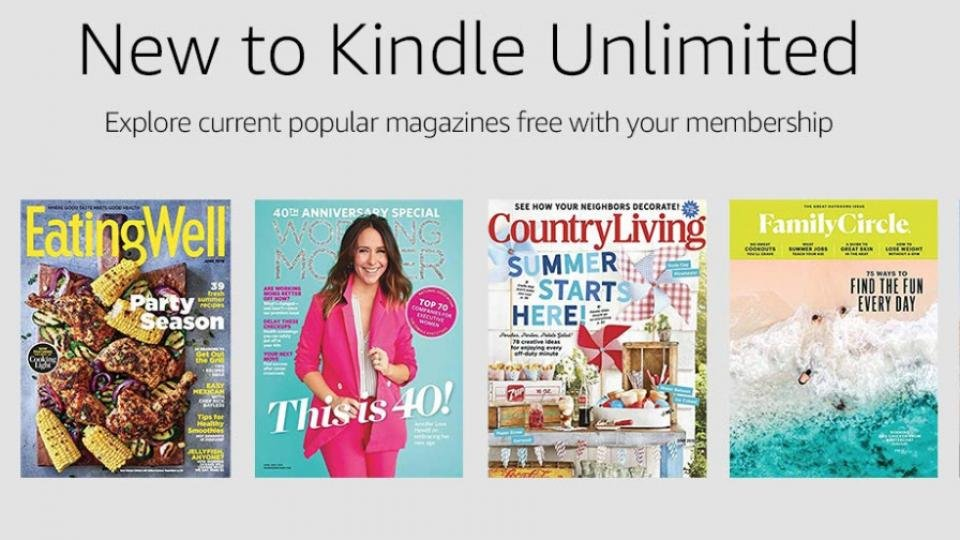Kindle Unlimited: What does it cost, what's included and how