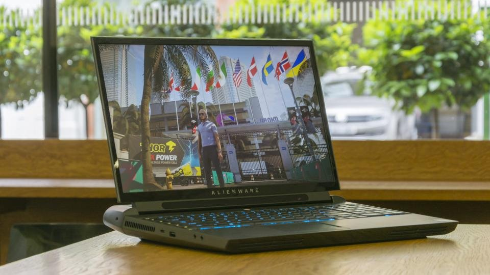Alienware Area-51m review: A futuristic, four-grand gaming laptop