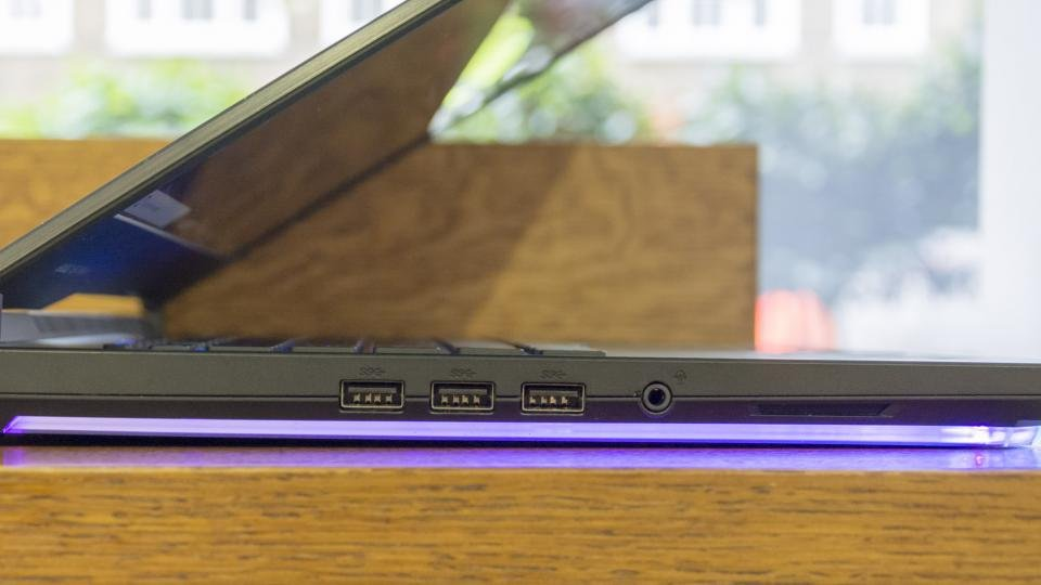 Asus ROG Strix Scar III review: Gaming greatness at 240Hz
