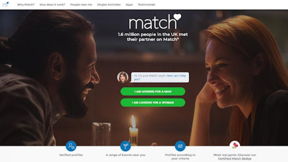 Match 2 dating site