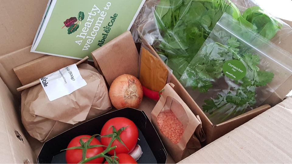 Best recipe box 2019: The UK's best ingredient subscription