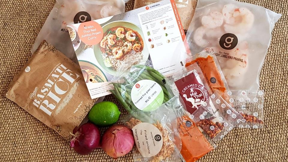 Best recipe box 2021: The UK's best ingredient subscription boxes