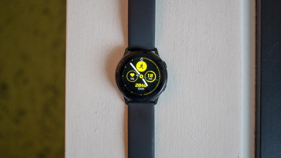 Samsung Galaxy Watch Active review: A good smartwatch but a