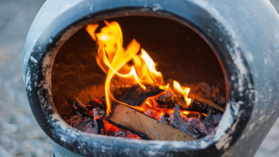 Best Chiminea Our Pick Of The Best Clay Steel And Cast Iron
