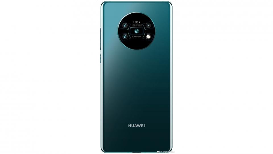 Huawei Mate 30 announced: Here's what we know so far