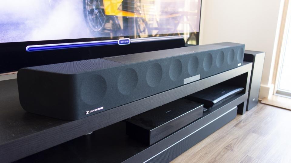Sennheiser Ambeo Soundbar review: Legendary sound | Expert Reviews