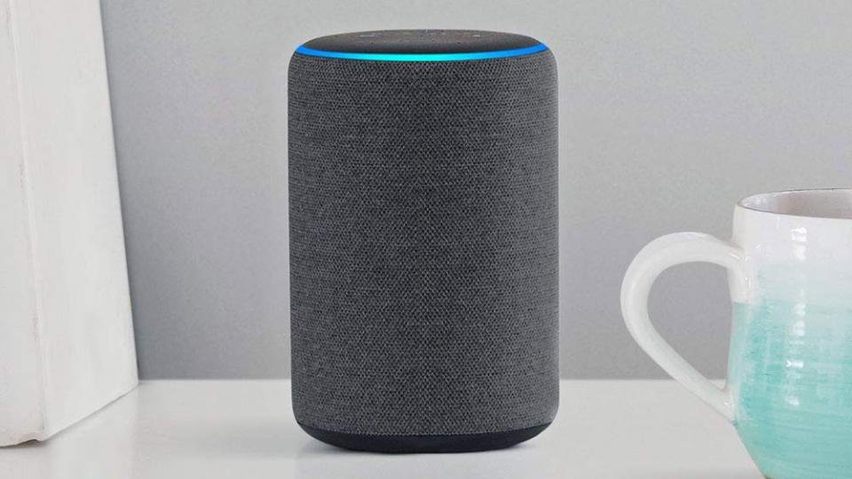 The Echo Plus is £30 cheaper in the Amazon summer sale