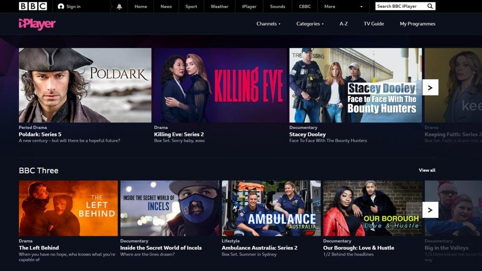 How to watch UK TV abroad: Find out how to watch BBC iPlayer