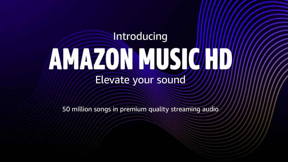 Amazon Music ups the ante with new HD audio subscription
