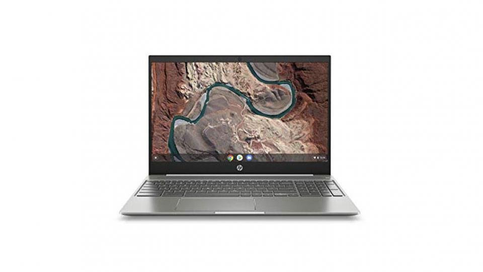 HP Chromebook 15 review: Good looks, weak performance
