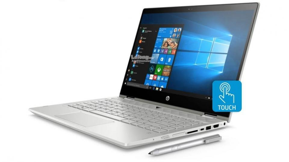 HP Pavilion x360 review: Fancy a MacBook lookalike for half the price?