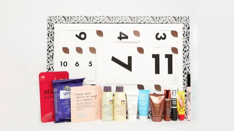 Asos Beauty Adventskalender 2019