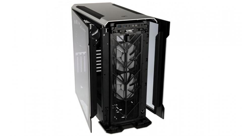 Phanteks Enthoo Evolv X Review Not Exactly Towering Above