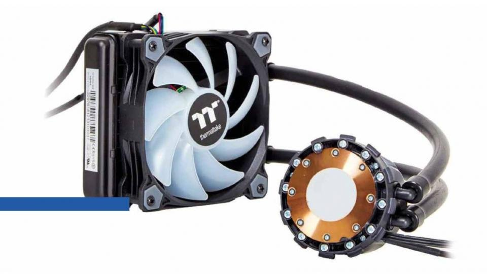 Thermaltake Water 3.0 120ARGB Sync Edition review: An all-in-one CPU