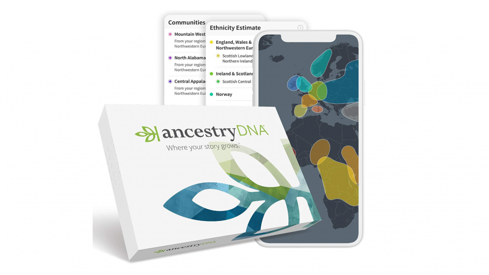 Amazon slashes up to £75 off the price of DNA tests from 23andMe,