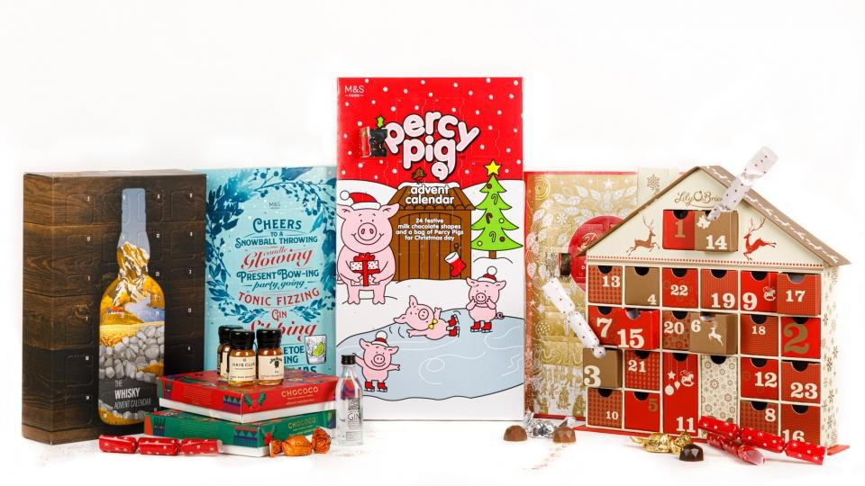 best advent calendar 2019 our top chocolate and alcohol. Black Bedroom Furniture Sets. Home Design Ideas
