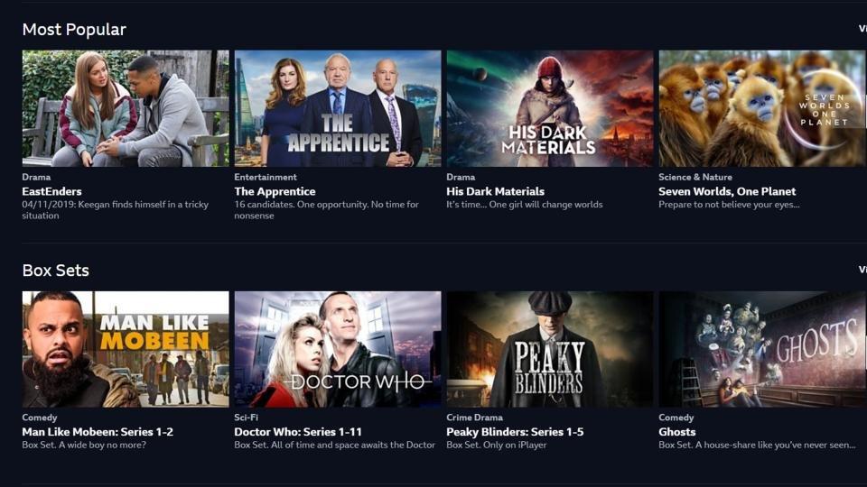BBC iPlayer online datingfitness Zoznamka weby Austrália