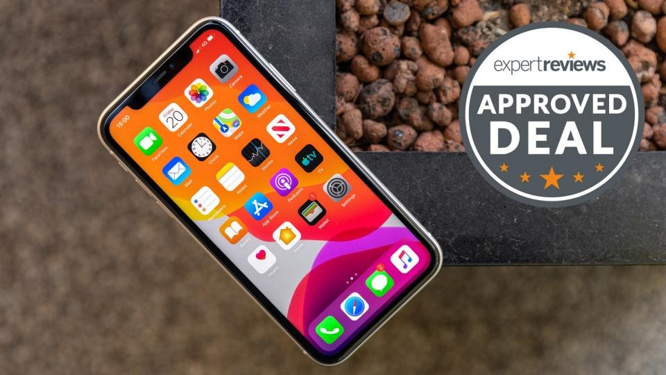 This Iphone 11 Deal Cuts The Price Of A Sim Free Handset Expert Reviews
