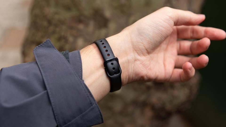 Samsung Galaxy Fit e review: (Almost