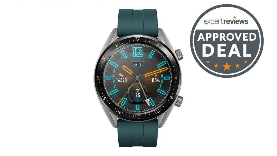 The Huawei Watch GT Active is now half price at just £100 in the