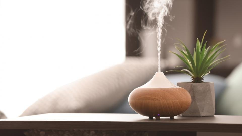 Should I use a diffuser or a humidifier for my essential