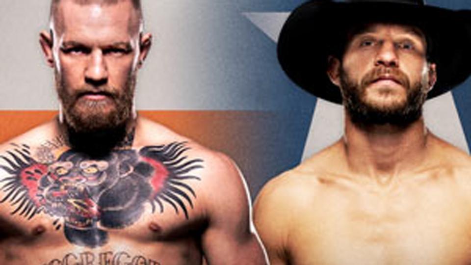 How to watch UFC 246: Conor McGregor vs Donald Cowboy Cerrone