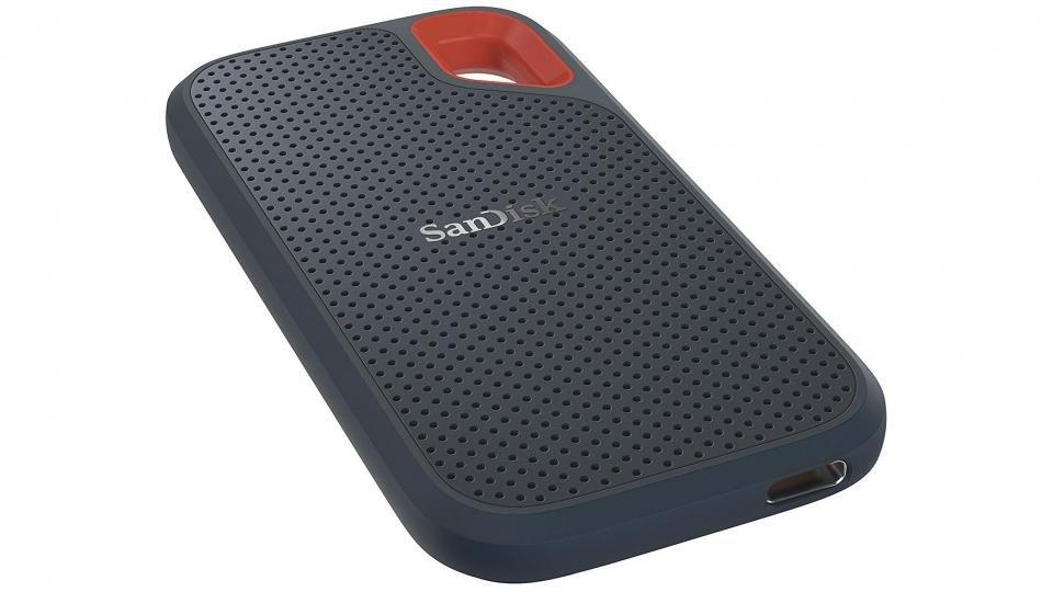 best external hard drive for PS4 - sandisk extreme