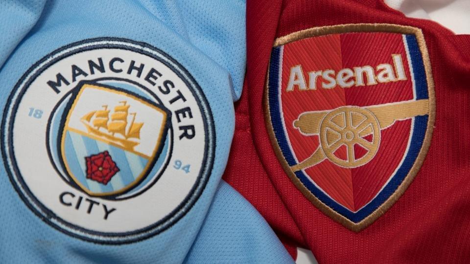 Arsenal Man City Live