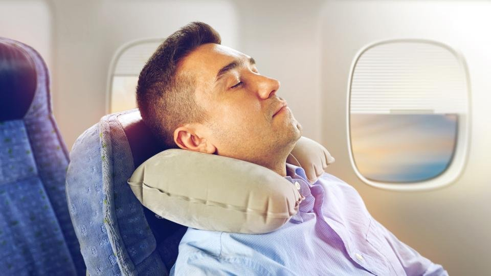 40 Winks Travel Pillow Neck Pillow