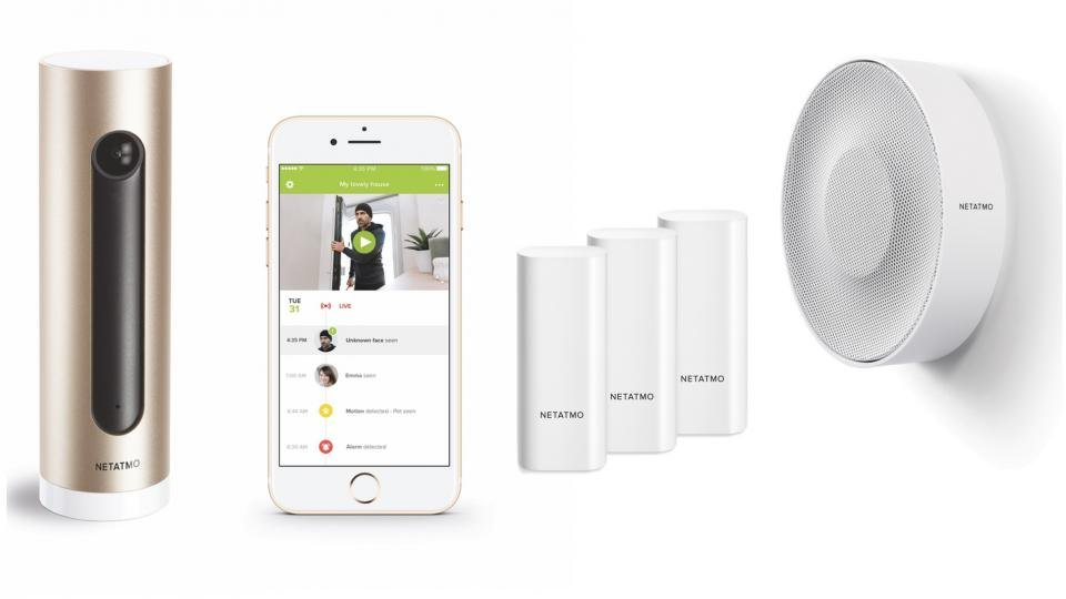 YCam Home security System YPHSS01 Motion Door//Window Sensor NEW