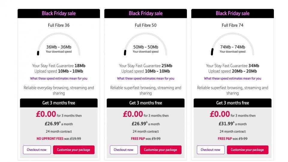 Black Friday Bt Broadband Deals Get First Three Months Free Expert Reviews