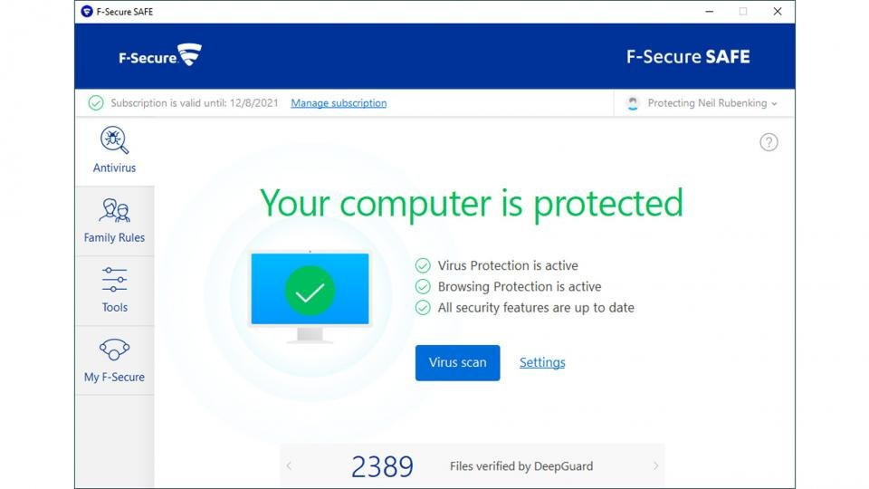 Best antivirus 2021: Protect your PC from malware, ransomware and other online threats