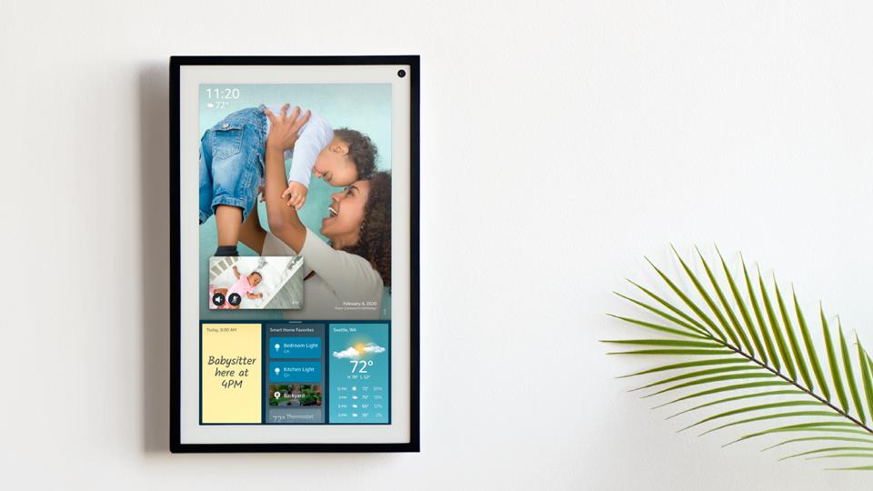 Echo Show 15: Amazon's latest Echo hangs on your wall