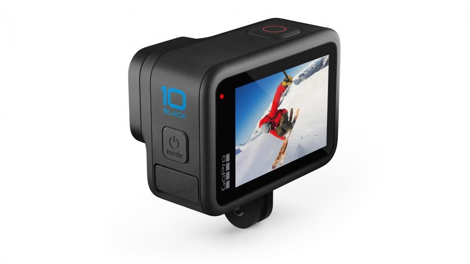 [Long] GoPro Hero 10 Black unveiled with improved frame rates and steadier footage