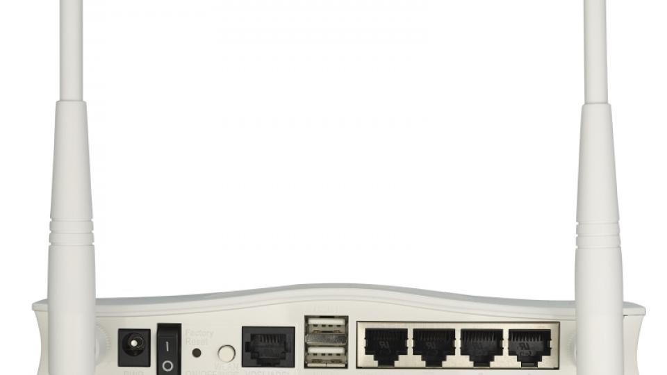 Drivers: DrayTek Vigor2760n (Annex B) Router