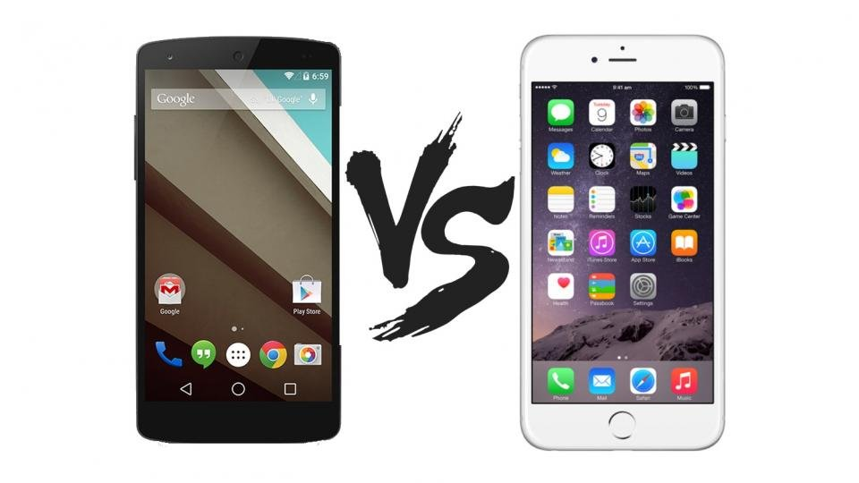 Android 5 0 Lollipop vs iOS 8 – which is best? | Expert Reviews