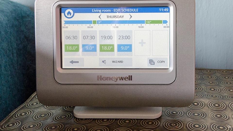 Honeywell Evohome review | Expert Reviews