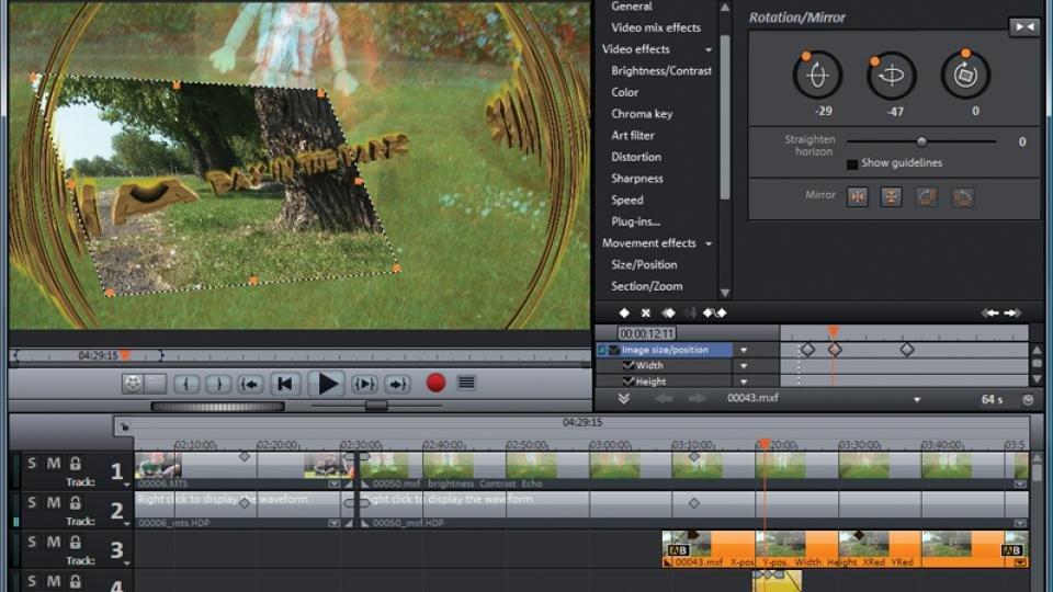 Magix Movie Edit Pro 15 Plus Review Expert Reviews
