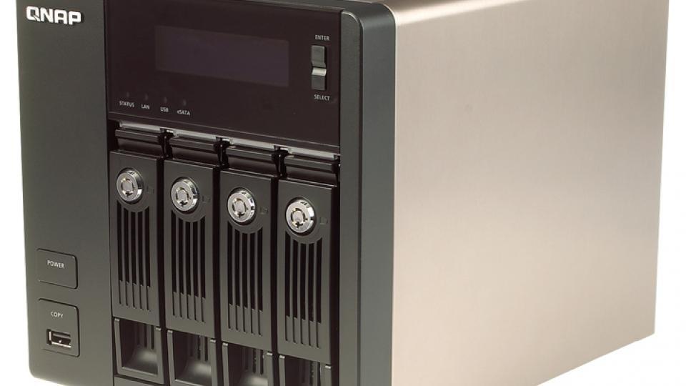 QNAP TS-439 Pro review | Expert Reviews