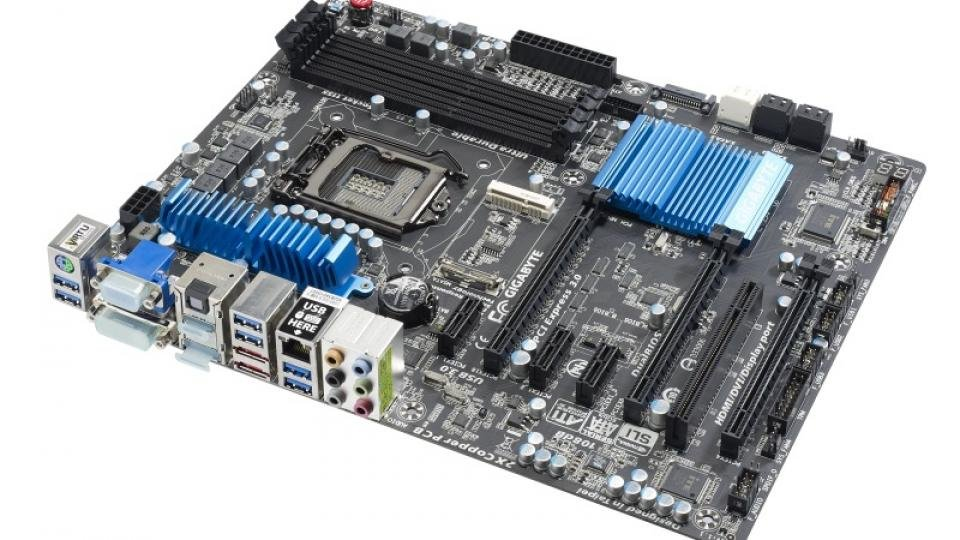 Gigabyte Z77X-UD3H review | Expert Reviews