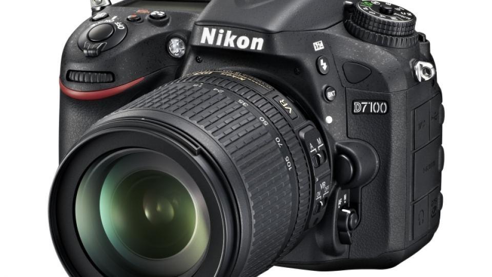 New Driver: Nikon D7100 Camera