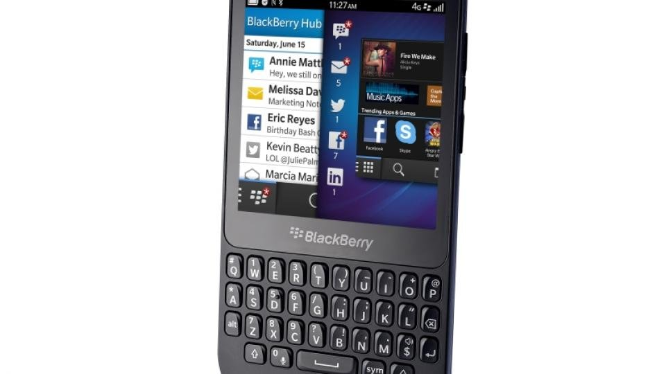 BlackBerry Q5 review | Expert Reviews